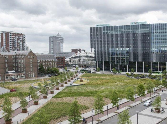 Stadskantoor Leiden in een nieuw jasje