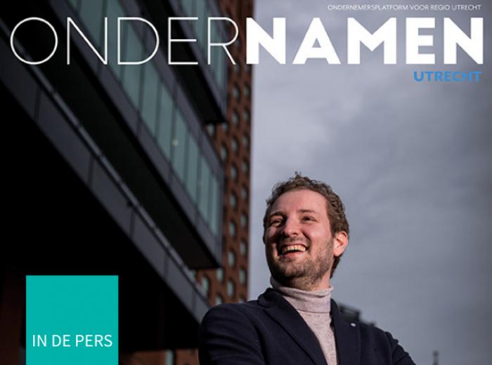 Interview in the Business Platform Ondernamen