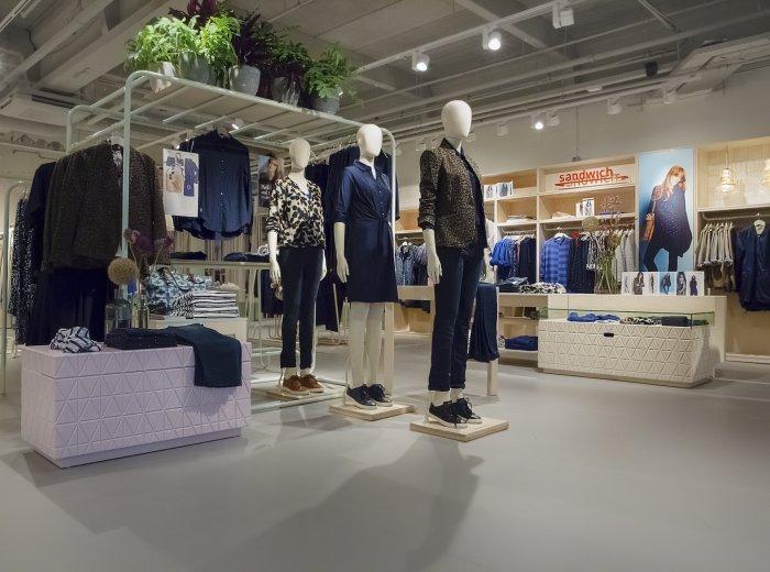 Modulair bouwen in de retail industrie wat is er mogelijk?