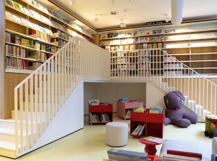 Binnenkijken; bibliotheken als huiskamers van de stad